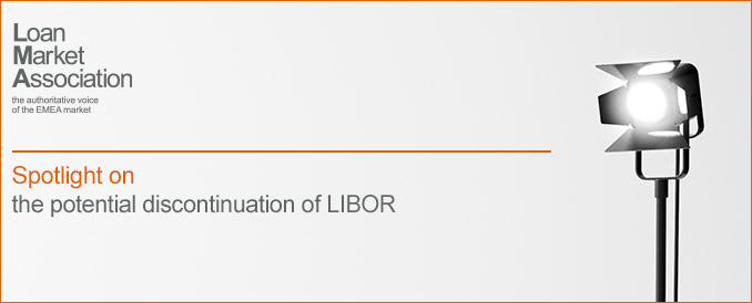 potential discontinuation of LIBOR