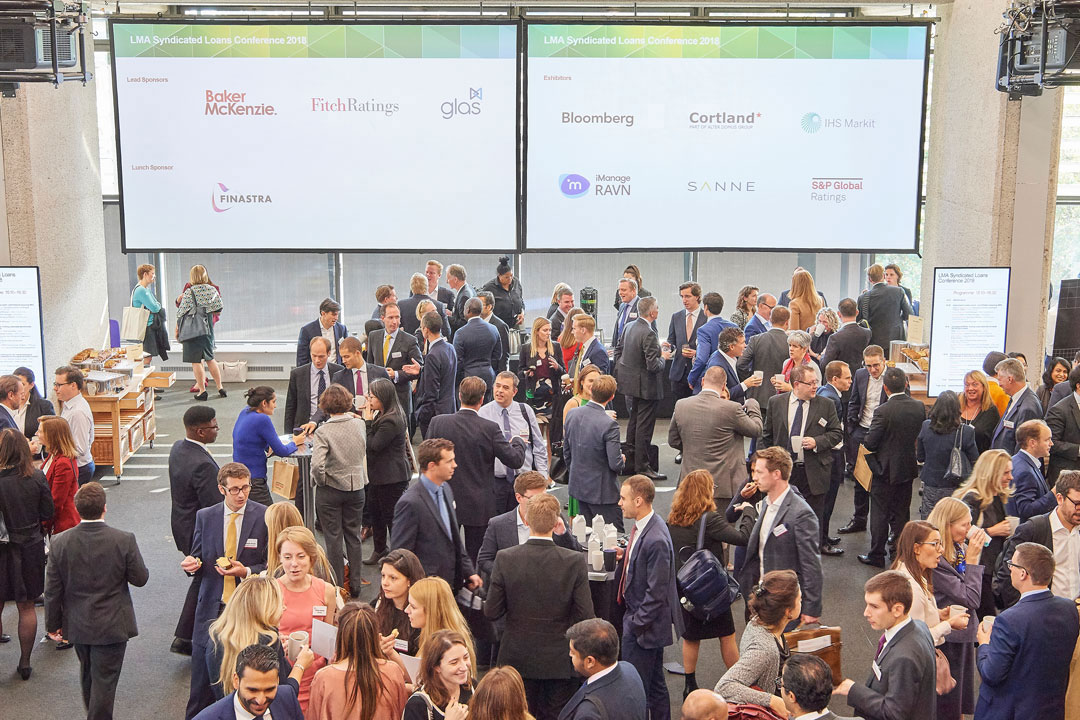 LMA Syndicated Loans Conference 2018, 25 September 2018